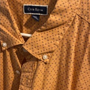 Vintage club room button up